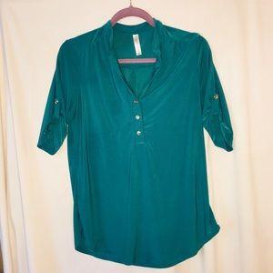 Perception concept blouse